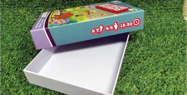 กล่องจัวปังขนาด ขนาด 188x265x46 มม. 10
